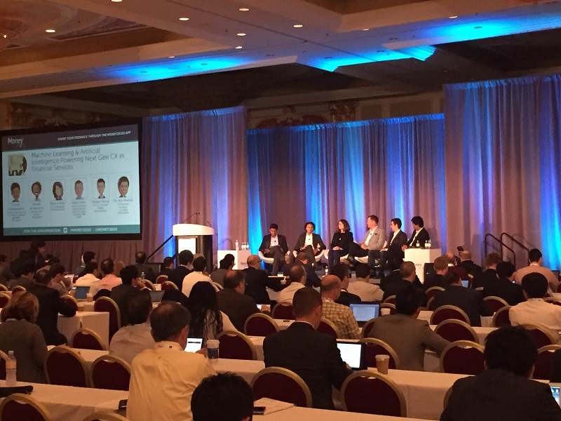 Money 20/20 Panel: Artificial Intelligence and Machine Learning
