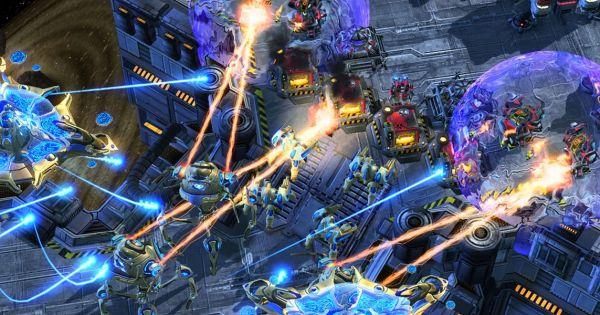 DeepMind: AI is Heading to StarCraft