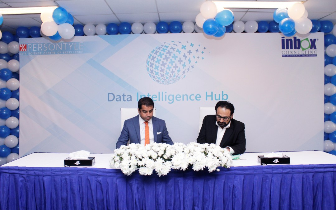 Pakistan's First Data Intelligence Hub to be developed by Inbox Consulting and Persontyle