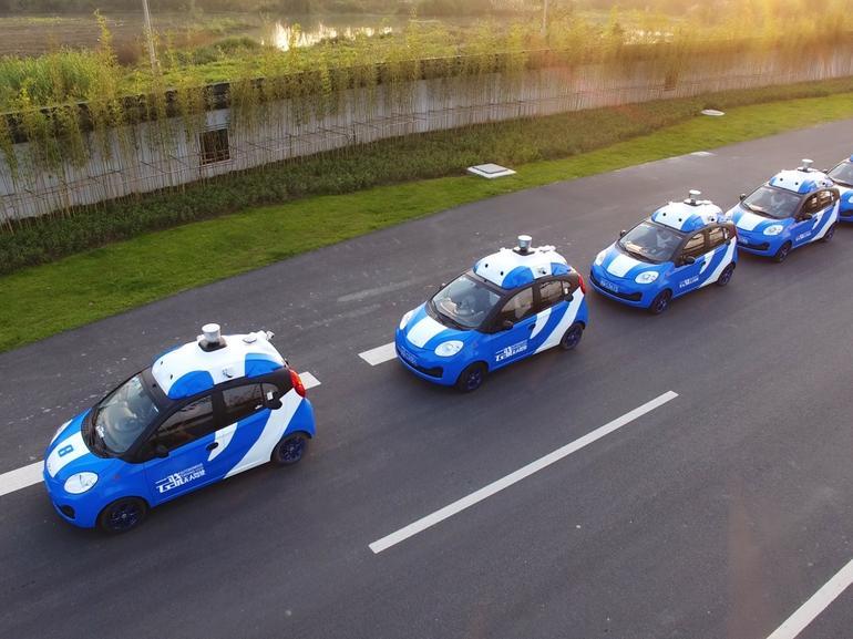 Baidu lets public test self-driving cars, sets timeline for launch