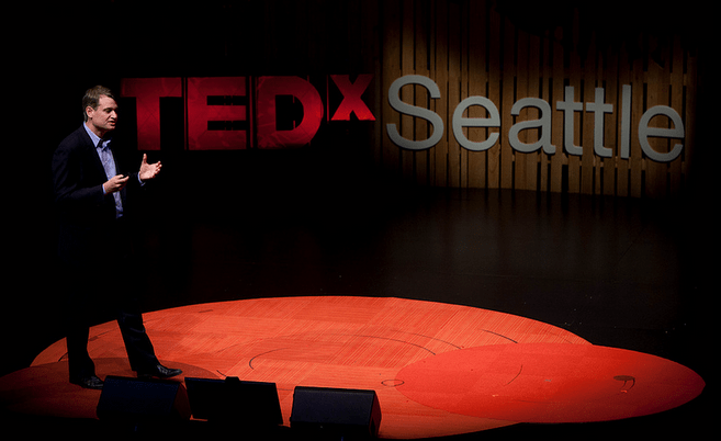 GeekWire Calendar Picks: TEDx comes to Seattle; the politics of tech; and a conversation with …