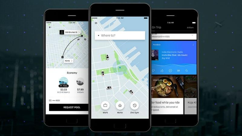 How Uber made its redesigned app smarter with machine learning