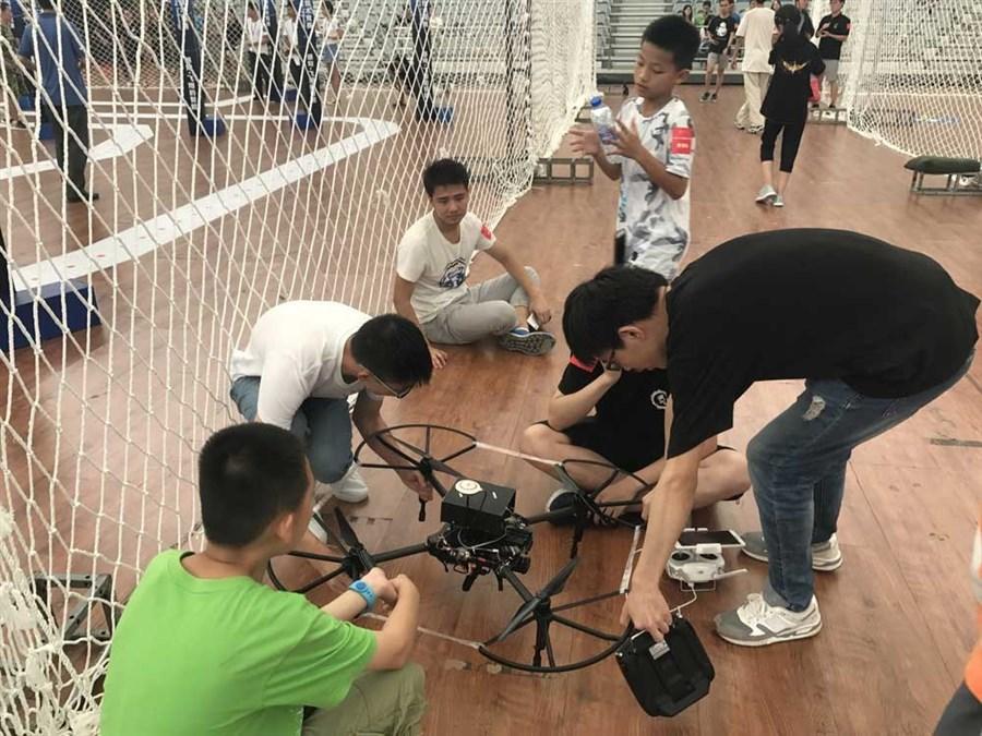 Teams test drone responses