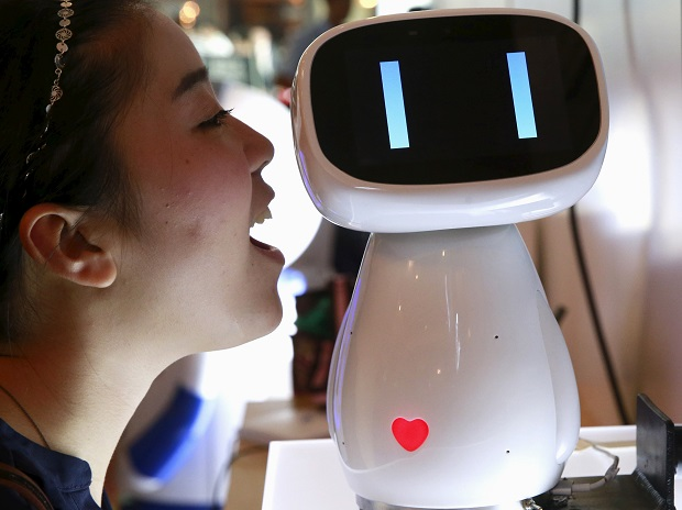 China bets big on artificial intelligence