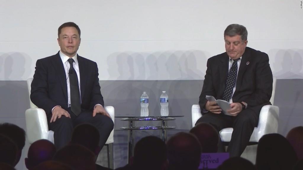 Elon Musk says Mark Zuckerberg's understanding of AI is 'limited'