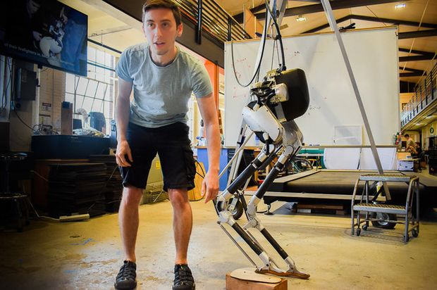As technology marches forward, future of robots raises ethical questions