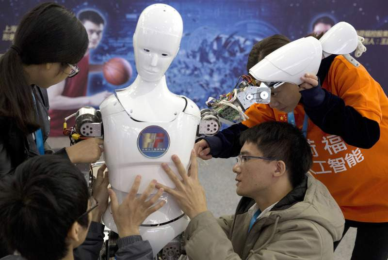 China sets AI development goals