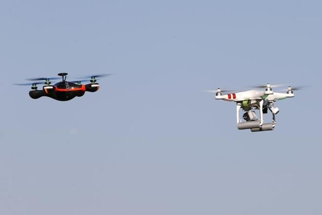 Drones, self-driving bots with AI may help secure US borders