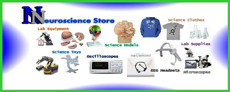 Neuroscience Store Banner