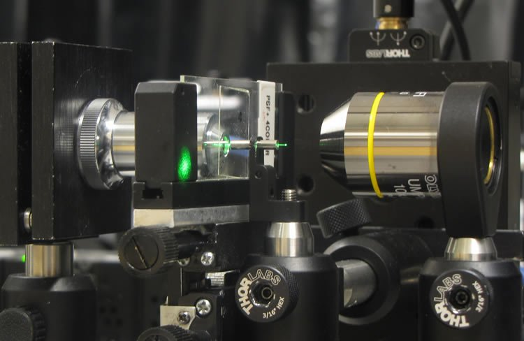 The image shows the 3D microscope.