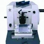 A microtome is shown.