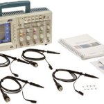 Tektronix-TDS2024C-Portable-Digital-Oscilloscope-200MHz-Bandwidth-2GSs-Sample-Rate-2.5k-Record-Length-4-Channels-Color-TFT-LCD-0