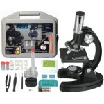 AmScope-M30-ABS-KT51-51-piece-300x-600x-1200x-Metal-Frame-Kids-Student-Beginner-Compound-Microscope-Kit-0