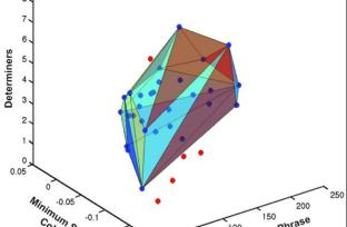 "This shows a ""convex hull"" polyhedron."