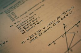 Image of a geometry test.
