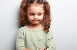 Photo of a young girl.