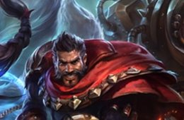 Image of a character from the game League of Legends.