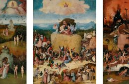 Image by Hieronymus Bosch.