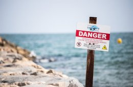 a danger sign