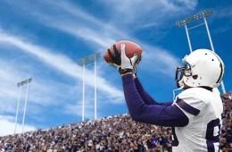 a quarterback