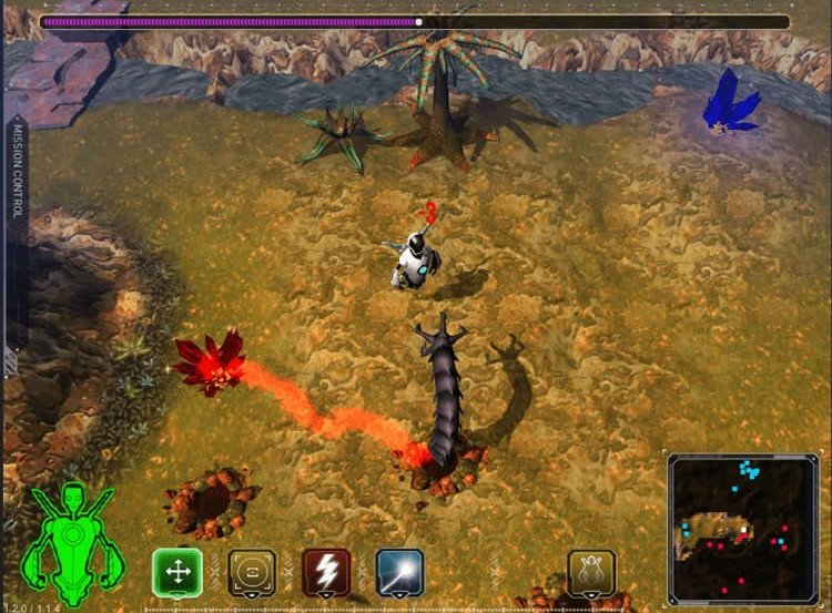 the video game screen shot