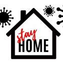 This is a stay home campaign warning