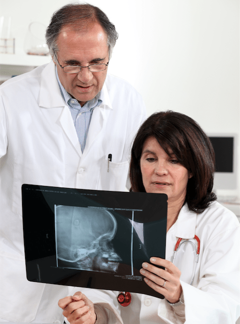 Osteoporotic spine fracture treatment