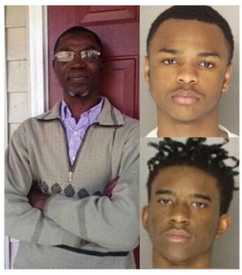 Police arrest 2 teenage suspects over shooting of Nigerian man