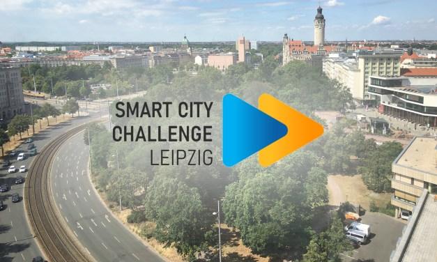 """Innovationswettbewerb """"Smart City Challenge Leipzig"""" 2021 startet"""