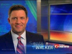 Treasure hunters reportedly believe WDSU-TV's Scott Walker knows where the da gold at.