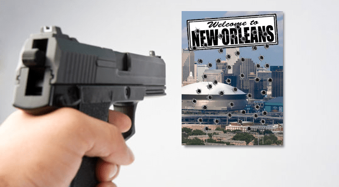 Crime surpasses tourism as #1 industry in New Orleans
