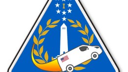 The patch to be worn by the crew sent on the mission to Chalmette in 2025.