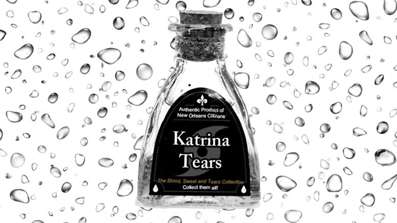 """Fashion company commemorates hurricane's anniversary with """"Katrina Tears"""" fragrance"""