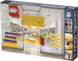 LEGO Retail Store Lakeside Mall Set