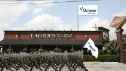 Ochsner Health System - Lager's International Ale House - New Orleans news - Neutral Ground News
