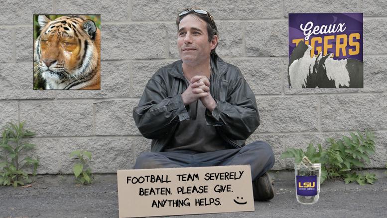 Congressman Garret Graves's new GoFundMe aims to buy LSU a touchdown vs Alabama in 2020