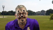 Tailgating LSU fan grateful to have passed out before Alabama game