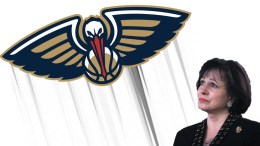 "Gayle Benson may not be the ""owner"" of the Pelicans for much longer"