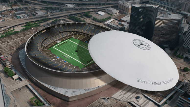 Mercedes-Benz Superdome renovations - New Orleans news - New Orleans Saints - Neutral Ground News