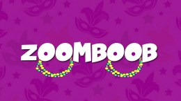 "Enterprising New Orleanians take Mardi Gras tradition virtual with new ""Zoomboob"" app"