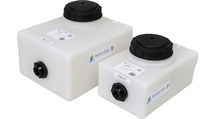 High-Capacity Tank Condensate Neutralizers