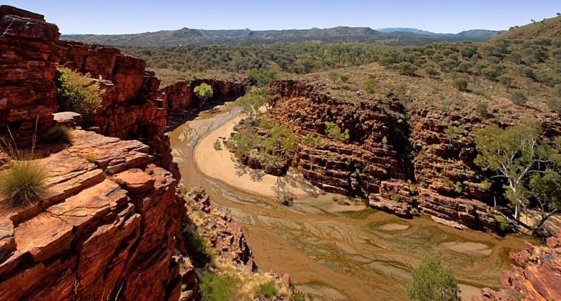 Trephina-Gorge-Australia