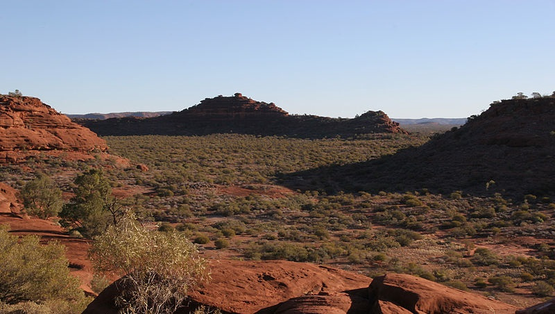 Finke National Park, Alice Springs