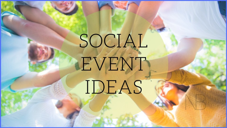Social event ideas - Neutrino Burst!
