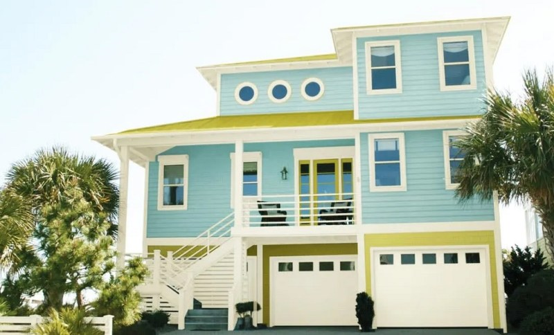Exterior - Vibrant Accent Colour - Neutrino Burst