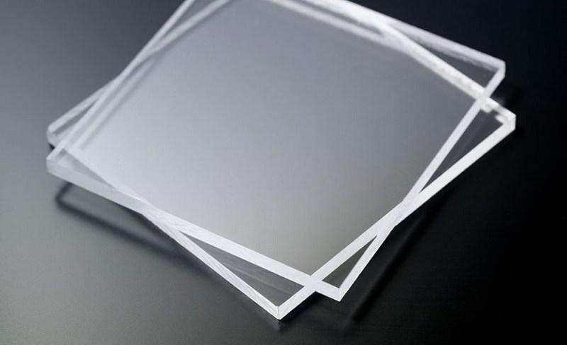 Lexan polycarbonate glass