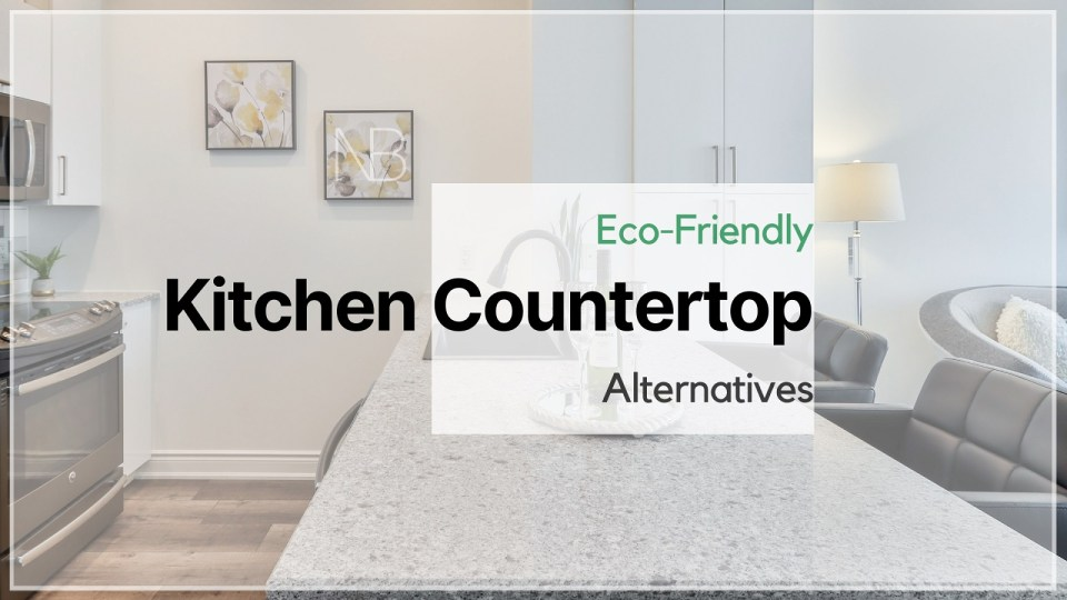 Eco-friendly kitchen countertops - Neutrino Burst!