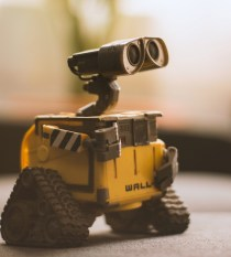 Properly recycle wall-e-waste
