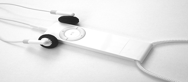 iPod Shuffle Podcast Neutron Dev
