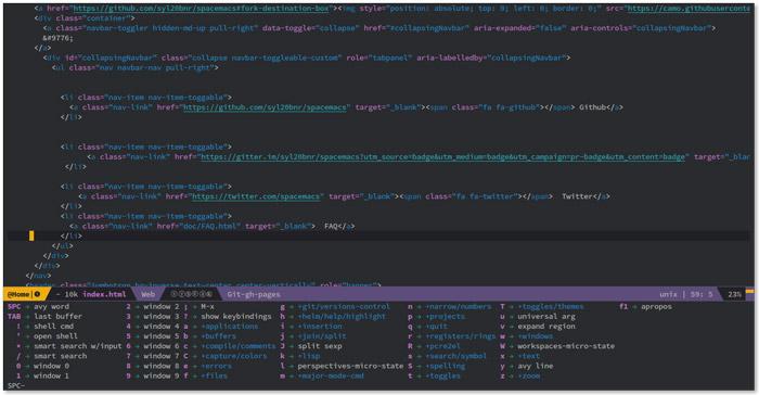 spacemax text editor neutron dev